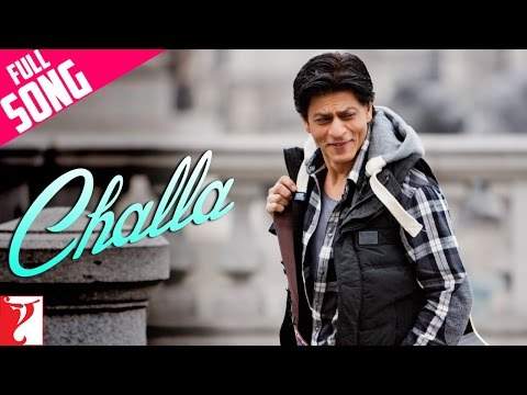 Challa  Full Song  Jab Tak Hai Jaan