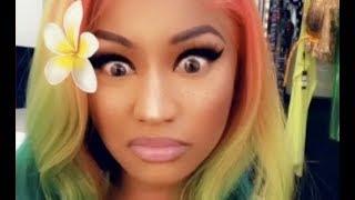 Nicki Minaj Goes Off On Cardi B Wants To Go On Maury For Lie Detector Test