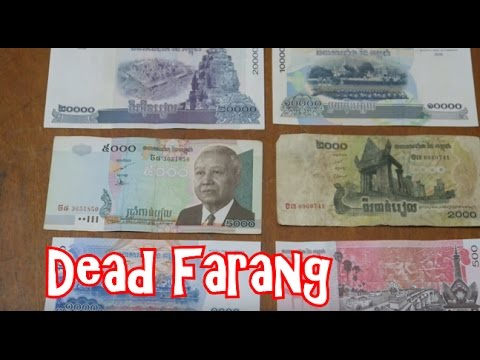 Currency in Cambodia: How it works. Khmer Riel & USD ( Money )