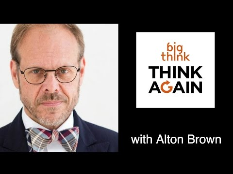 Alton Brown - Think Again Podcast - Easy-Bake Oven/Hard Knock Life