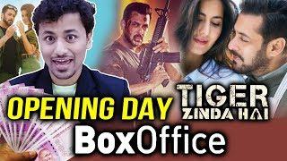 Tiger Zinda Hai OPENING DAY Collection | Box Office PREDICTION | Salman Khan | Katrina Kaif Video
