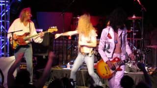 Led Zepagain - Rock and Roll (Fantasy Springs Rock Yard in Indio, CA 6/14/2014)