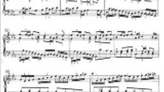 Bach: WTC1 No. 2 in c minor BWV 847 (Richter)
