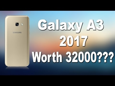 Samsung Galaxy A3 2017 | I Kinda messed Up!!