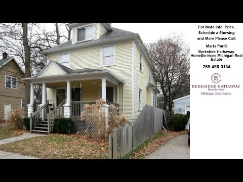 1512 James Street, Kalamazoo, MI Presented by Marta Parilli.