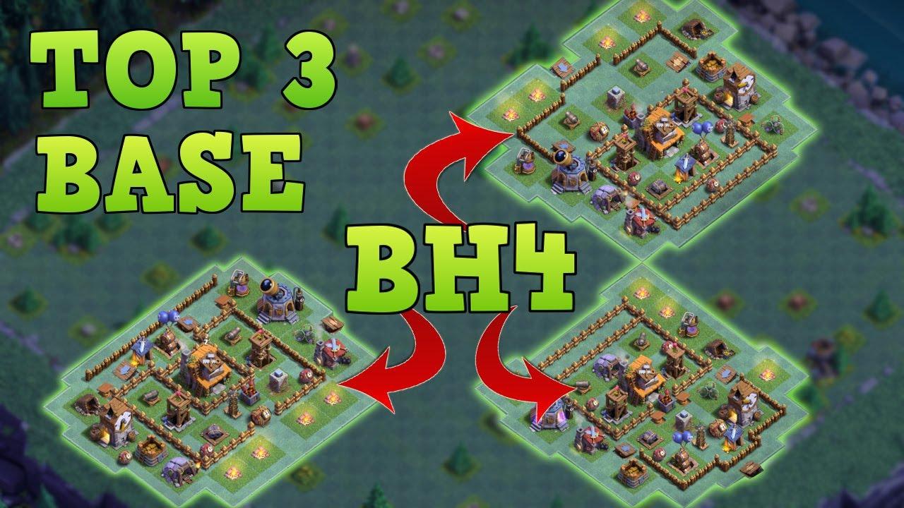 Builder Base Th 4 Best Defence 10