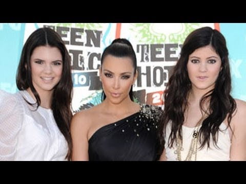 Kylie Jenner, Kendall Jenner CASH IN On Being Kim Kardashian