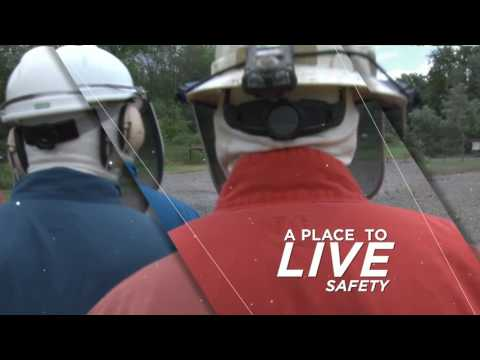 A Place to Live Safety - Columbia Gas of Pennsylvania Training Center