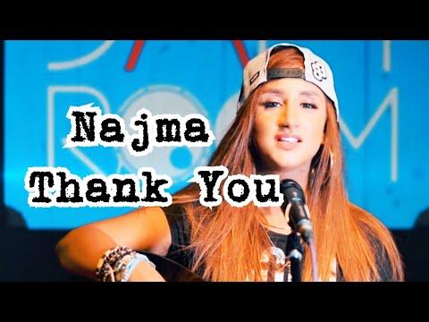 Dido - Thank You - Najma's Cover 2018
