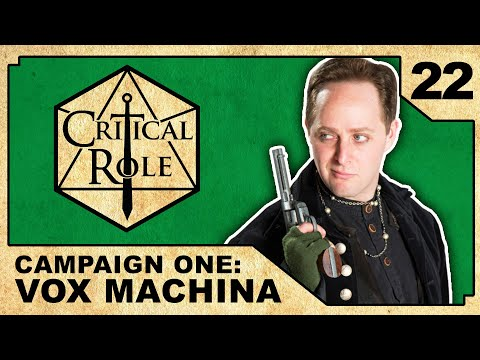 AraMente to Pyrah - Critical Role RPG Show: Episode 22