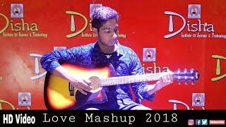 Gambar cover The Love Mashup - Atif Aslam & Arijit Singh 2018   By DJ Ritik   Is this love or pain ?
