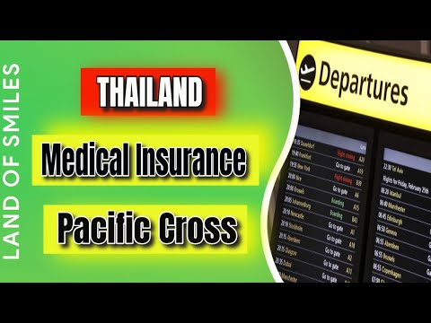 Thailand Health Insurance my 3rd Year renewal with Pacific cross