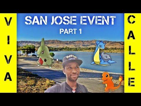 VIVA CALLE SAN JOSE POKEMON GO EVENT PART 1 - WITH POKETWON - EP 12