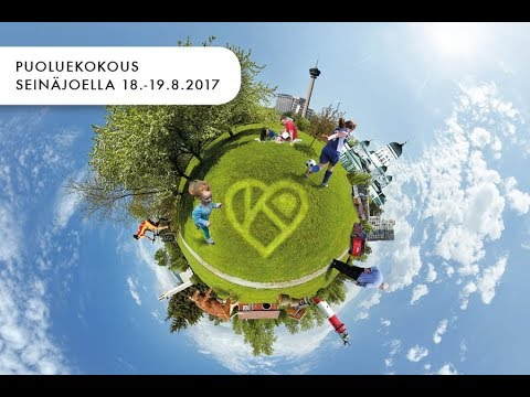 Suomen Kristillisdemokraatit (Kd) Live Stream