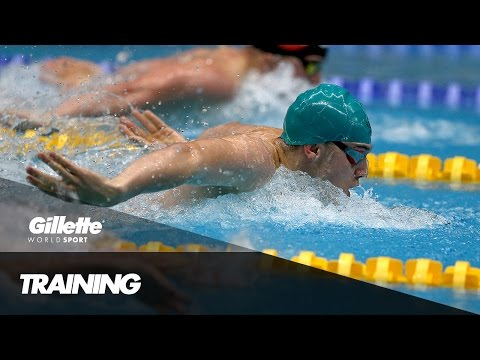 Swimming Strength and Conditioning with James Guy | Gillette World Sport