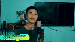 Baixar All I Want For Christmas Is You by Mariah Carey (Cover by Nonoy)