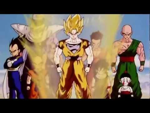 Dragon Ball Z Intro (English) [1080p HD]