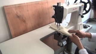 Швейные машины для кожи(, 2015-05-26T06:36:20.000Z)