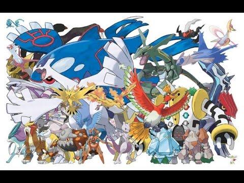 Top 50 Most POWERFUL Pokemon  YouTube