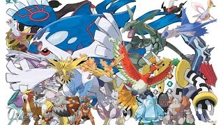 Top 50 Most POWERFUL Pokemon!