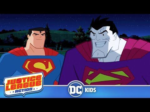 Justice League Action | Bizarro League | DC Kids