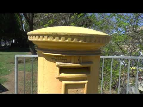 post box in Cyprus