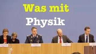 15. November 2017 - Komplette Bundespressekonferenz