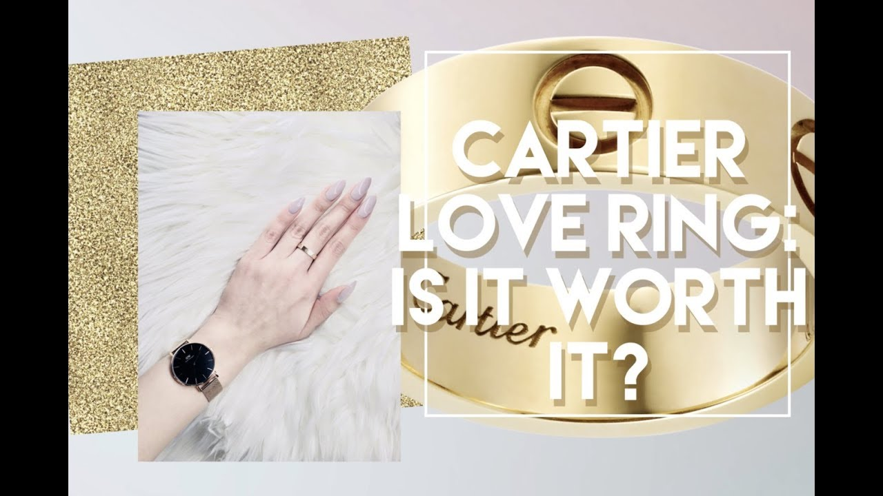 Cartier Love Ring Is It Worth It My Story Review Wear And Tear