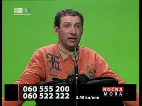 Nocna Mora Djibo / Doktorica