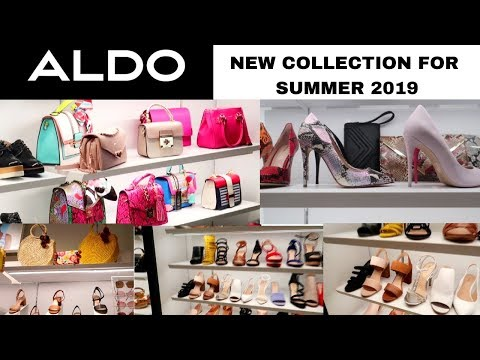 ALDO New Summer Collection 2019/SHOES/BAGS