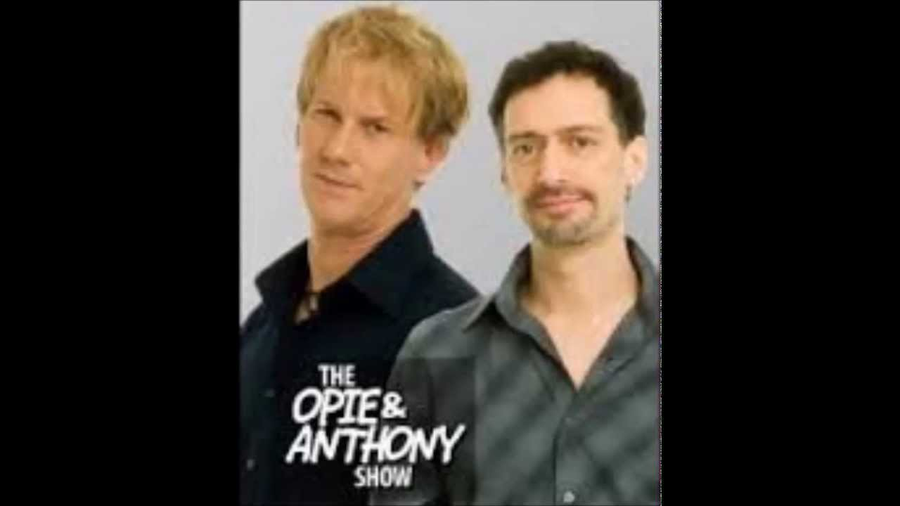 Opie and anthony boob video