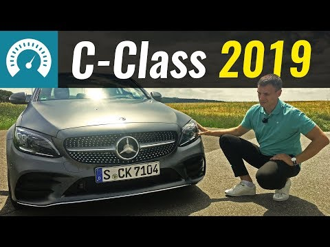 Mercedes-Benz C-Class W205 (рестайлинг) Седан