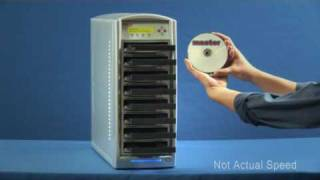 Xerox CD DVD Blu-ray Disc Duplicator with Copy Protection