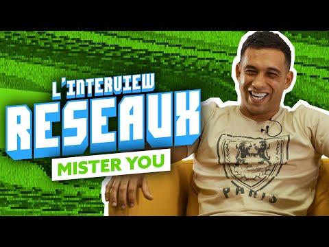 Youtube: Interview Réseaux Mister You : Moha La Squale tu like? Lacrim tu stream? Messi tu follow?