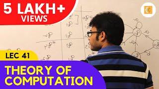 Theory Of Computation 41,Minimization of DFA