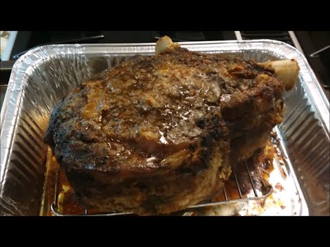 Beef Ribeye Roast Southern Sunday Best