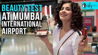 Grab Great Deals On Beauty Products Before You Fly From GVK Airport Mumbai   Curly Tales
