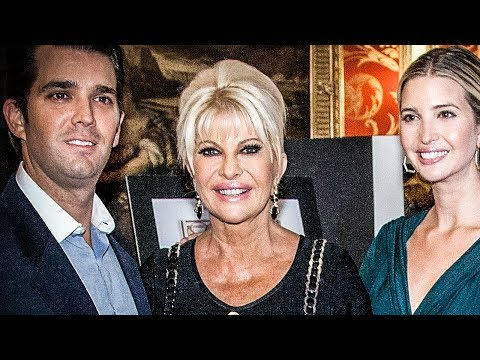 Ivana Says Donald Trump Isn't Racist, He Just Gets Easily Confused