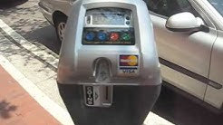 Digital Parking Meters in Downtown Jacksonville