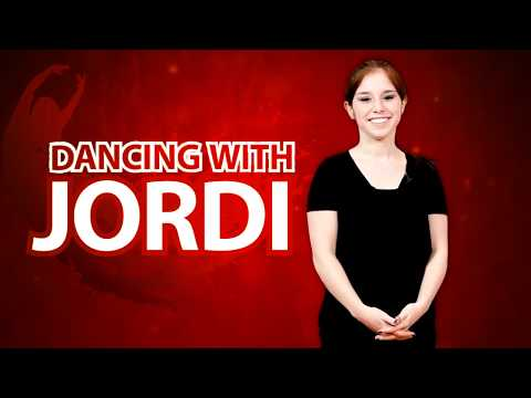 Learn Dance Steps With Dancing With Jordi (Israeli Folk, Messianic, Hebraic, Davidic Dance)