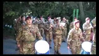 Il Canto degli Italiani- Inno di Mameli - Banda della Brigata Paracadutisti FOLGORE