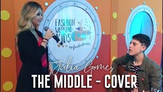 Baixar THE MIDDLE - ZEED | JÚLIA GOMES COVER