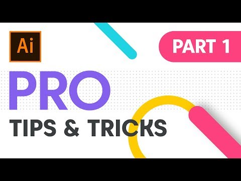 Illustrator Tips and Tricks cc 2018