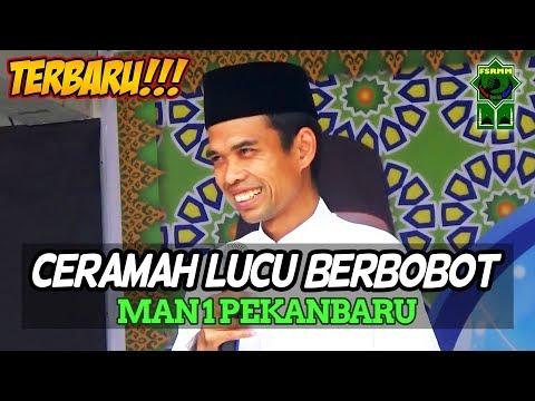 (TERBARU) Ceramah Lucu Berbobot di MAN 1 Pekanbaru - Ustadz Abdul Somad Lc, MA