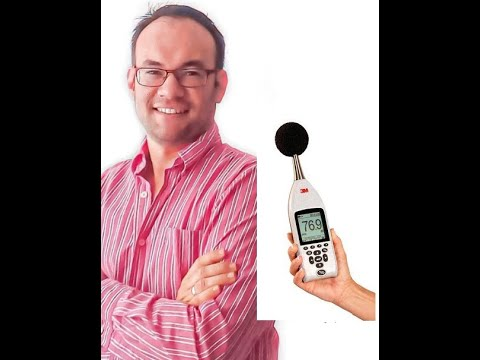 Uso básico del sonometro