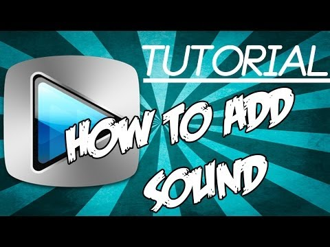 How to Add sound effects and music on Sony Vegas Pro 12-13. 2017