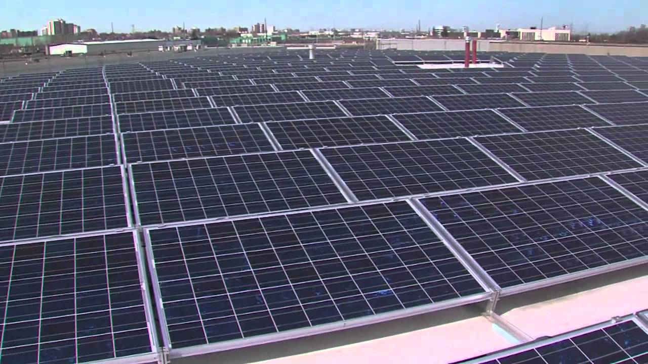 how to use solar panel to generate electricity