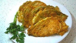 Капуста в кляре / Cabbage Breaded