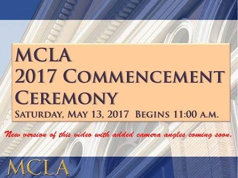 MCLA 2017 Commencement