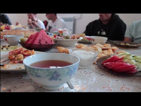 How to Survive Kyrgyzstan - Tea Traditions